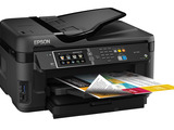 The Epson WorkForce WF-7610 wide-format printer is powered by PrecisionCore and delivers flexible, professional-quality prints for small offices, creative professionals, designers and engineers.