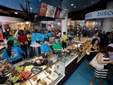 Hershey's Chocolate World retail experience opened at New York-New York Hotel & Casino on June 3 in Las Vegas.  The 13,000 sf store boasts Hershey's Sweet Shop where visitors can pick from a variety of sweets made by three local Las Vegas bakers.