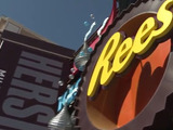 Hershey's Chocolate World Las Vegas grand opening at New York-New York Hotel & Casino