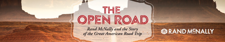 Rand McNally Open Road