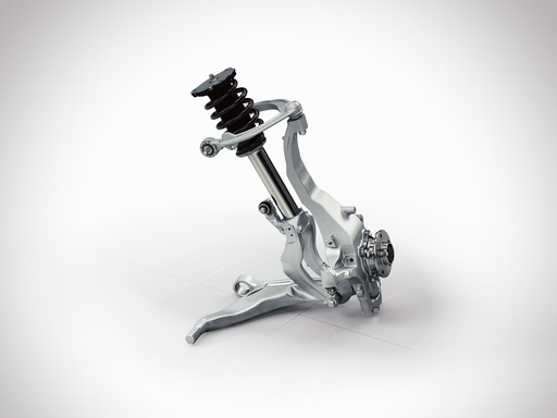 Volvo XC90 Front suspension