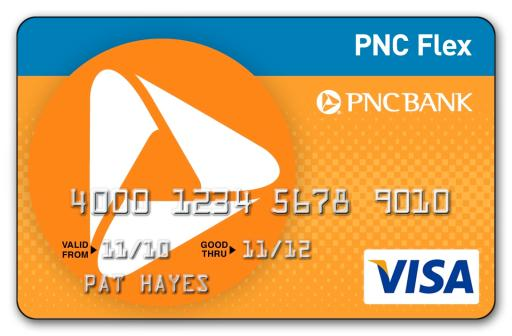 PNC Credit Card (Flex)