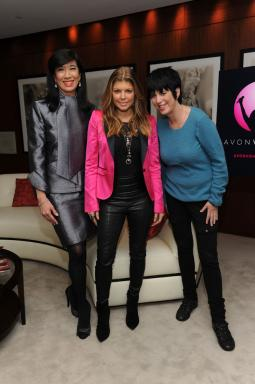 Photo of Andrea, Fergie and Diane