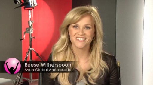 Avon Voices - Reese Witherspoon