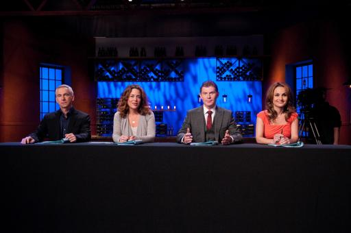 Season seven judges