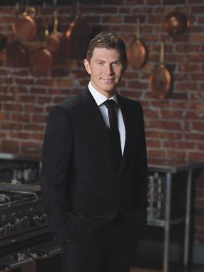 Bobby Flay, host and judge