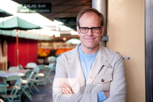 Alton Brown, guest star