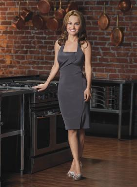 Giada de Laurentiis, judge of season seven