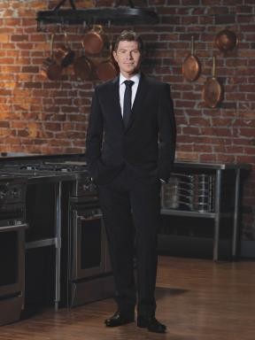 Bobby Flay, host and judge of season seven
