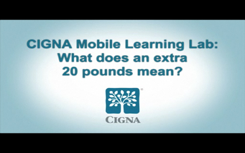 What does an Extra 20 Pounds Mean?