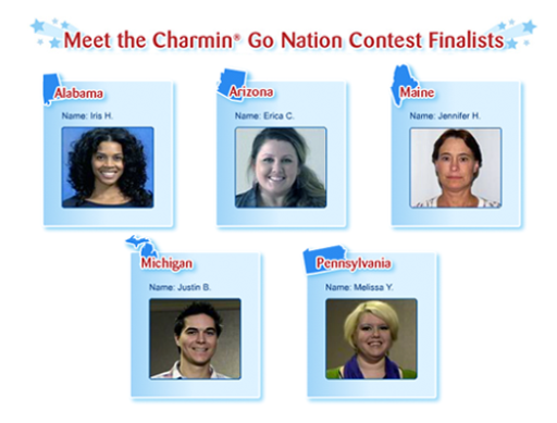 Meet finalists