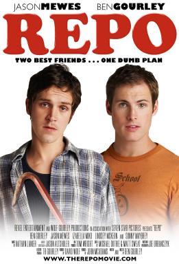 """The """"Repo"""" Movie Poster"""