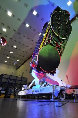 ViaSat-1 Satellite