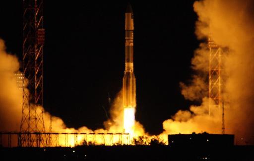 ViaSat-1 Satellite Launches
