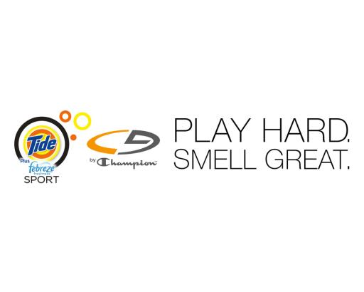 Play Hard. Smell Great
