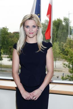 Reese Witherspoon at World Tour in Warsaw
