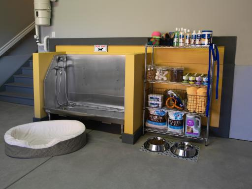 HGTV Green Home 2011 Doggie Wash
