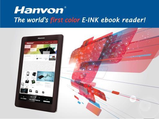 Hanvon ebook