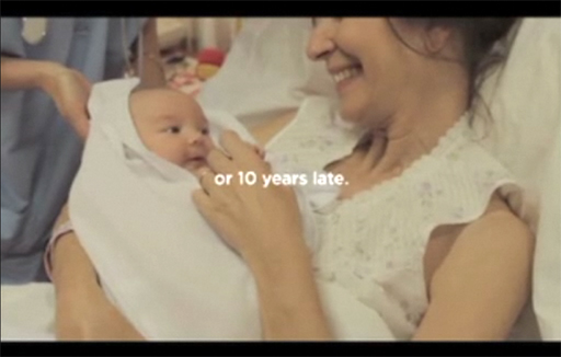 Pampers Miracles :60 Sec Ad Spot