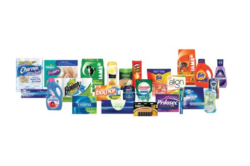 Receive Special Offers on Select P&G Brands