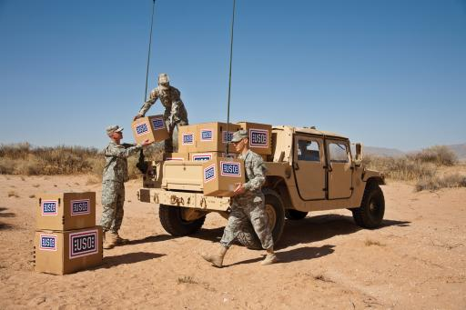 Since 2001 the USO Has Delivered 2 Million Care Packages