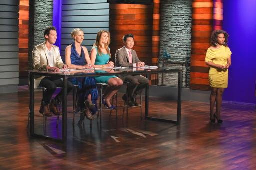 HGTV Design Star mentor David Bromstad and judges