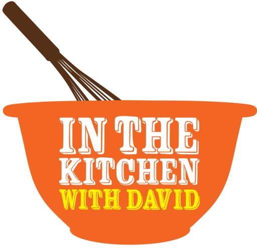 In The Kitchen With David Logo