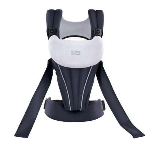 Navy BABY CARRIER (front view)