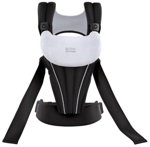 Black BABY CARRIER (front view)