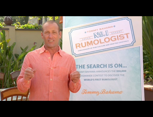 TOMMY BAHAMA SEARCH FOR FIRST RUMOLOGIST