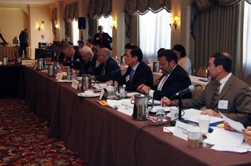 EMAF Board Meeting 2