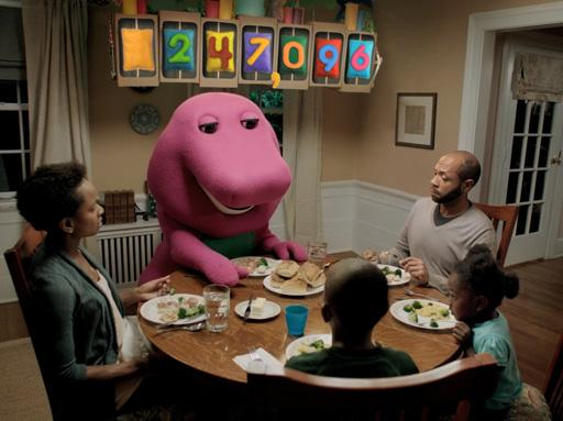 "Kindness Counts Second PSA ""Dinner with Barney"""