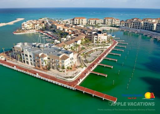 The New Marina at Cap Cana