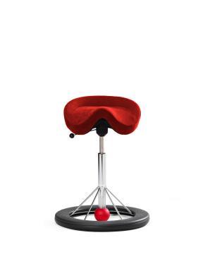 Back App Ergonomic Chair Goya Red