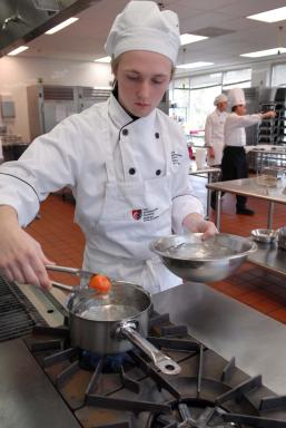 ... Art Institute of Atlanta's Best Teen Chef Cook-off Competition in 2008.