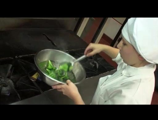 Culinary Scholarship and Best Teen Chef Competitions Promo Video