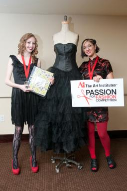 2011 Passion for Fashion Grand Prize Winners