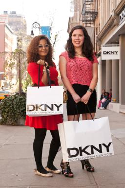 2012 Passion for Fashion Grand Prize Winners & DKNY