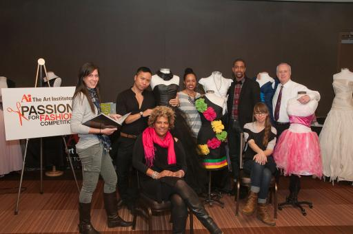 2011 Passion for Fashion National Judging Panel