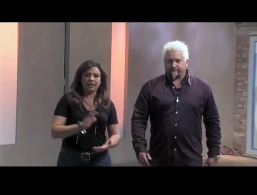 Rachael vs. Guy Celebrity Cook-Off Supertease