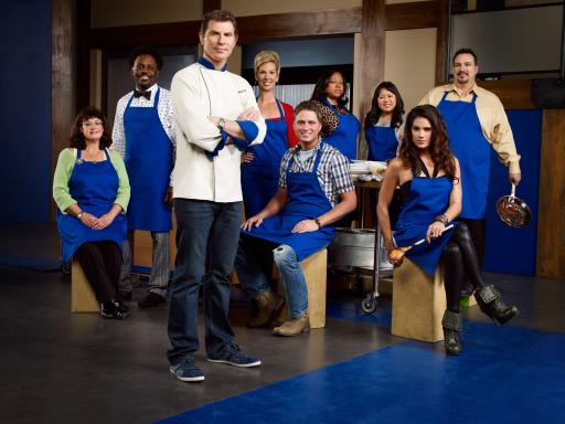 Bobby Flay & Team