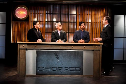 Chopped All-Stars Judges