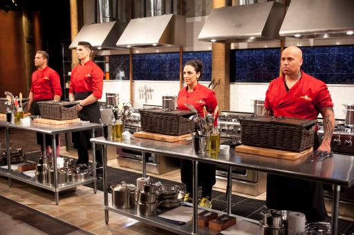 Season 7 Food Network Star competitors