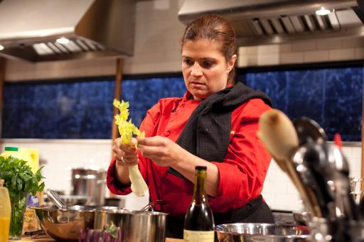 Chopped judge Alex Guarnaschelli