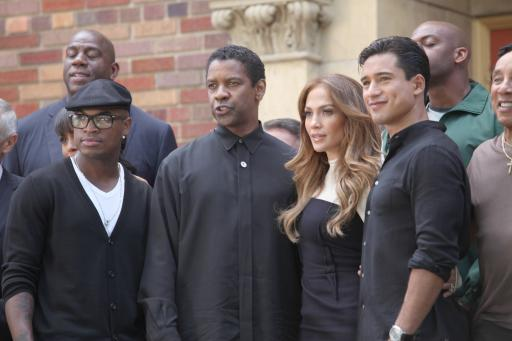 Great Futures Start Here with Denzel Washington, Jennifer Lopez and Mario Lopez