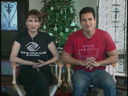Mario Lopez talks Give the Gift of a Great Future
