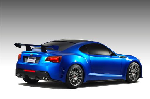 Subaru BRZ Concept STI