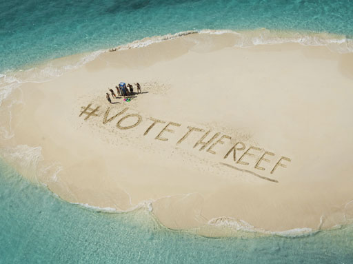 The world's most scenic and remote polling booth