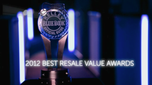 2012 Best Resale Value Awards