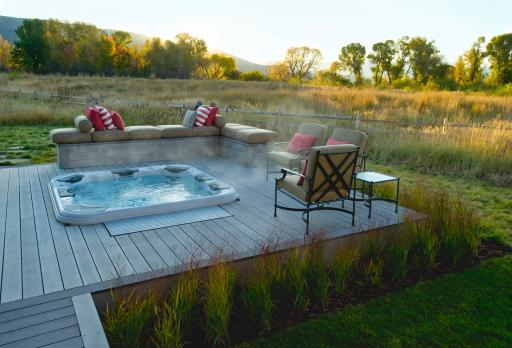 HGTV Dream Home 2012 Hot Tub